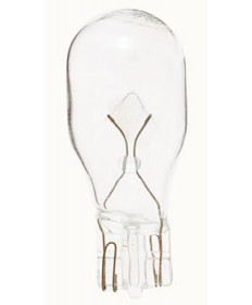 Satco S6939 Satco 9.32 Watt (0.69 Amp) 13.5 Volt T5 Mini Wedge Base Miniature Light Bulb