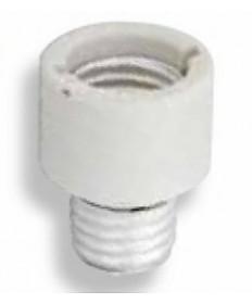 Satco S70/564 Satco S70-564 Porcelain, medium base to medium base 1 inch socket extender