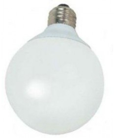 Satco S7305 Satco Light Bulbs 15G25/E26/4100K/120V/1PK 15 Watt G25 120 Volt E26 4100K