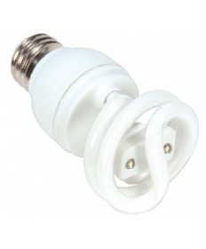 Satco S7325 Satco 13 Watt T2 E26 Medium Base 2700K 10,000 Hour Spiral Compact Fluorescent Light Bulb (CFL)