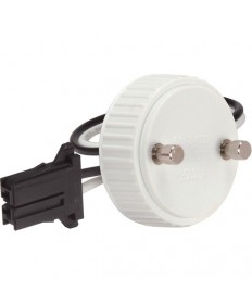 Satco S8999 GU24 Socket Adapter For Recessed Down Light