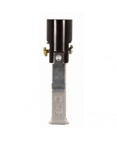 Satco 80/1088 Satco 80-1088 75W-125V 3 inch Phenolic Candelabra Base Socket