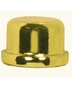 Satco 80/1181 Satco 80-1181 Finial Polished Brass 1/2 inch