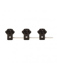 Satco 80/1912 Satco 3 Light Phenolic Threaded Candelabra Harness Sets