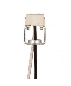 Satco 90/1553 Satco 90-1553 MR16 Socket 1000W-250V Round Halogen Socket