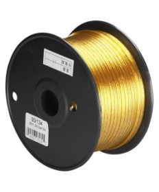 Satco 93/134 Satco 93-134 Clear Gold 20/2 Wire 250FT Spool Wire