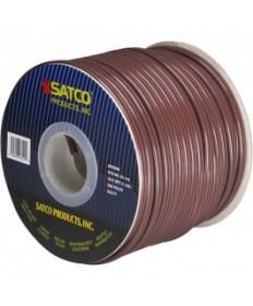 Satco 93/142 Satco 93-142 16/2 SPT-2 105C 250FT Brown Spool Wire