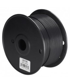 Satco 93/186 Satco 93-186 Black 20/2 Wire 250FT Spool Wire