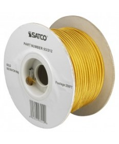 Satco 93/212 Satco 93-212 Gold 18/2 Rayon Wire 250FT