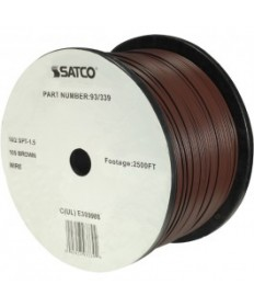 Satco 93/339 Satco Lamp & Lighting Wire Reels 2500 Ft./Reel