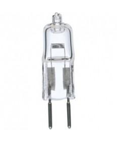 Satco S1986 Satco 20T3/CL/24V 20 Watt 24 Volt T3 G4 BiPin Base Clear