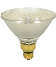 Satco S2257 Satco Light Bulbs 70PAR38/HAL/XEN/FL/120V 70 Watt PAR38  Flood Energy Saver Halogen Bulb