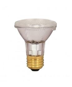 Satco S2328 - 39PAR20/HAL/XEN/NFL/130V - 39 Watt - 130 Volt - Excel PAR20 - Halogen Lamp