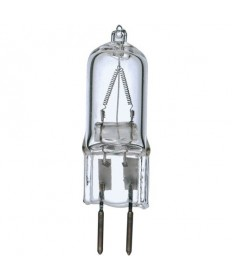 Satco S3167 Satco 50T4/CL 50 Watt 120 Volt T4 GY6.35 Base Clear Halogen Light Bulb