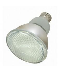 Satco S7204 15PAR30/E26/2700K/120V/1PK 15-Watt CFL 120-Volt