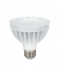 Satco S8935 14PAR30SN/LED/40/3500K/WH 2.0 Satco 14-Watt PAR30 3500K