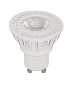 Satco S9009 5MR16/LED/40/5000K/120V/GU10/DIM Satco LED 5-Watt MR16 GU10 120-Volt 5000K