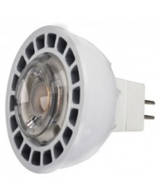 Satco S9206 8MR16/LED/40/4000K/COB Satco 8-Watt MR16 LED 4000K