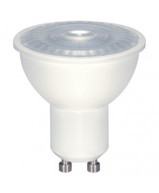 Satco S9380 4.5MR16/LED/40/30K/120V/GU10 Satco LED 4.5-Watt MR16 GU10 120-Volt 3000K 40 degrees 35-Watt Equivalent LED Light Bulb