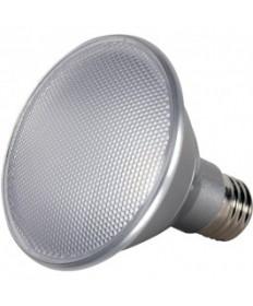 Satco S9417 13PAR30/SN/LED/40/3500K/120V/FL Satco 13-Watt PAR30 LED 3500K Short Neck 40 Degrees