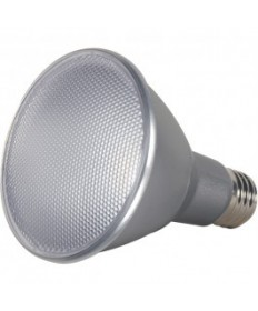 Satco S9432 13PAR30/LN/LED/40/3500K/120V/FL Satco 13-Watt PAR30L LED 3500K Long Neck 40 Degrees