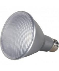 Satco S9436 13PAR30/LN/LED/60/3000K/120V/FL Satco 13-Watt PAR30L LED 3000K Long Neck 60 Degrees