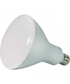 Satco S9638 Ditto Satco 16.5-Watt BR40 2700K LED