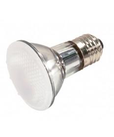 Satco S4100 Satco 50PAR20/NFL/FROST 50 Watt PAR20 120 Volt E26 Medium Base Flood Frosted Halogen Lamp