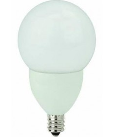 TCP LED5E12G1627KF TCP 5-Watt G16 120-Volt Frosted