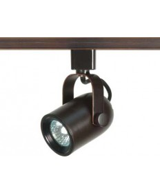 Nuvo Lighting TH351 1 Light MR16 Roundback Track Head