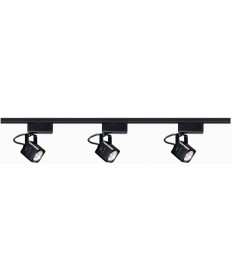 Nuvo Lighting TK311 3 Light MR16 Square Track Kit Low Voltage