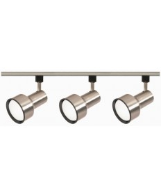 Nuvo Lighting TK340 3 Light R30 Step Cylinder Track Kit