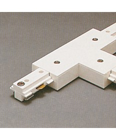 PLC Lighting TR2132 WH Track Two-Circuit Accessories Collection