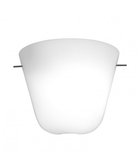 Access Lighting 50165 Ch Opl Aire Silk Gl Wall Scone